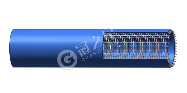 大口径焊接钢骨架塑料复合管